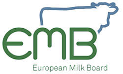 Logo des European Milk Board