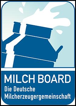 Logo Milch Board – Die Deutsche Milcherzeugungsgemeinschaft